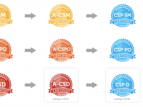 A-CSM and new CSP path